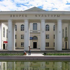 Дворцы и дома культуры Тасеево