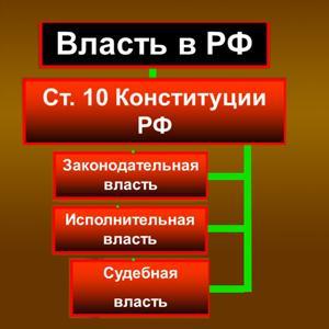 Органы власти Тасеево